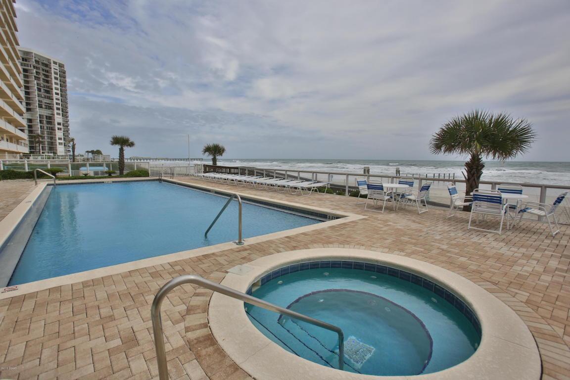 captiva  ocean front condos daytona beach for sale