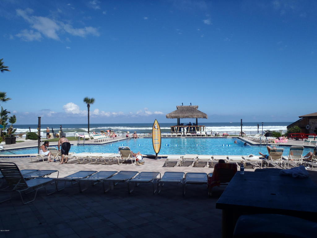 hawaiian-inn ocean front condos daytona beach for sale