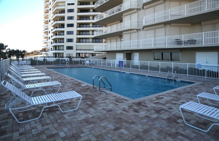 kingston towers condo oceanfront condo complex on the beach