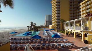ocean walk  condo beachside in daytona