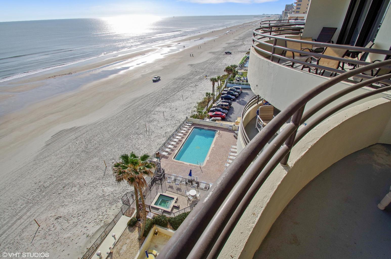 sand dollar   ocean front condos daytona beach for sale