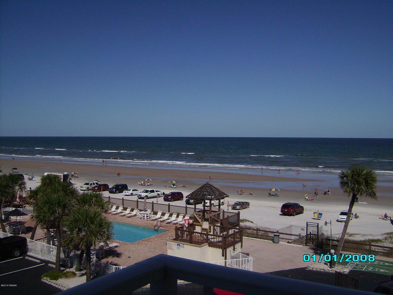 sea dip  condo beachside in daytona