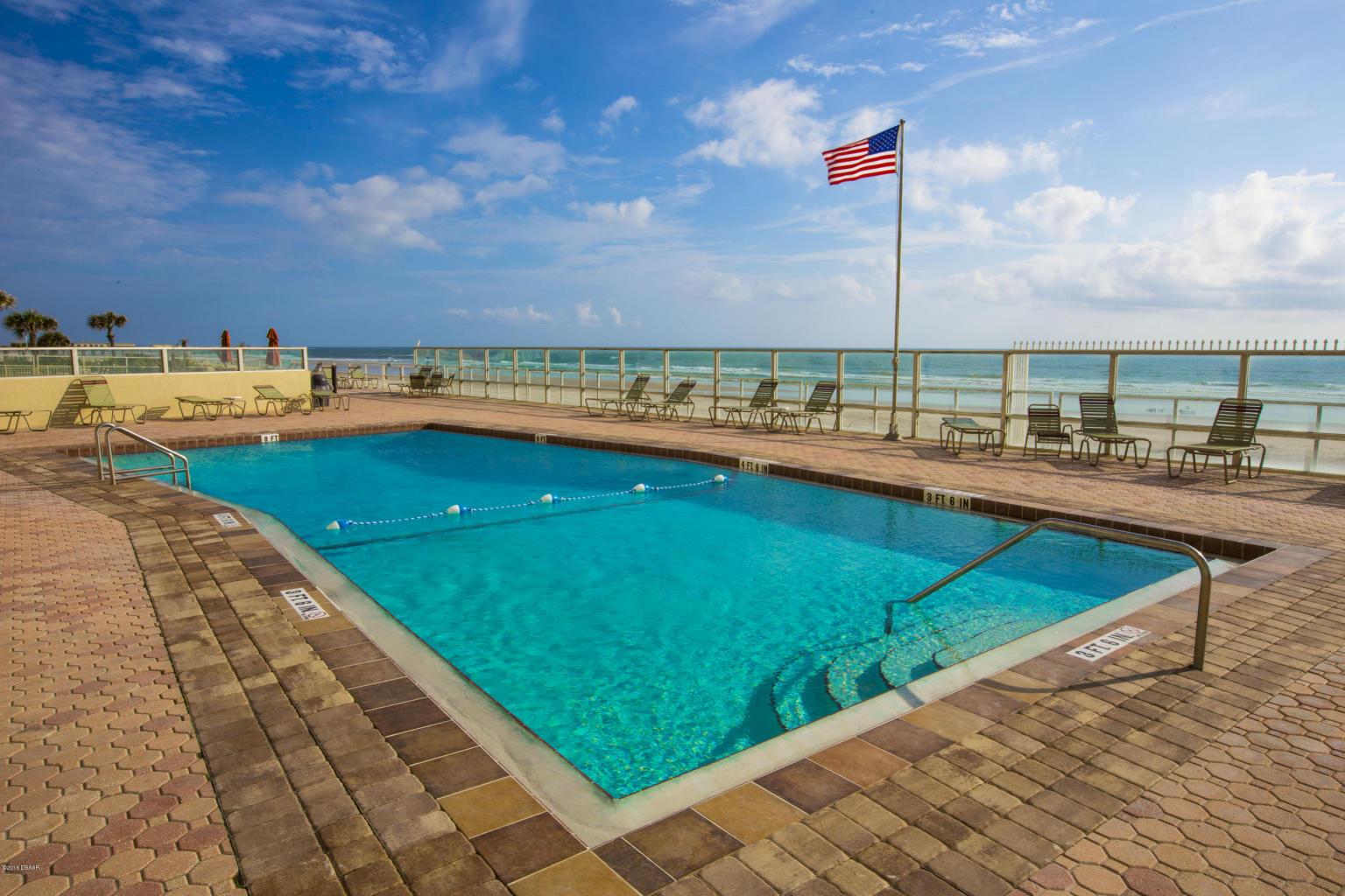 shores club ocean front condos daytona beach for sale