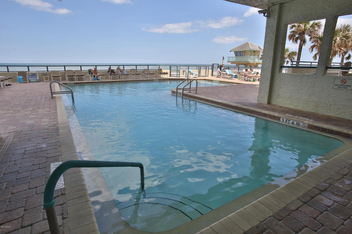 Towers Ten ocean front condos daytona beach for sale