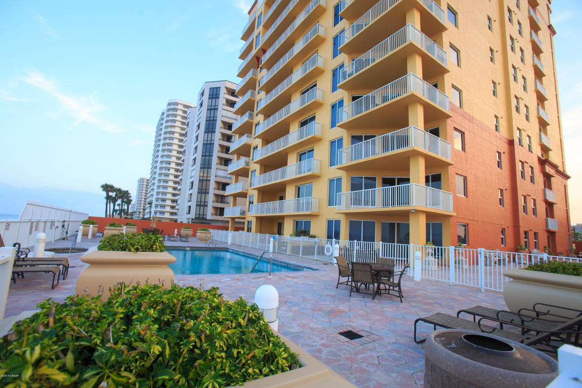 Tuscany Shores  ocean front condos daytona beach for sale