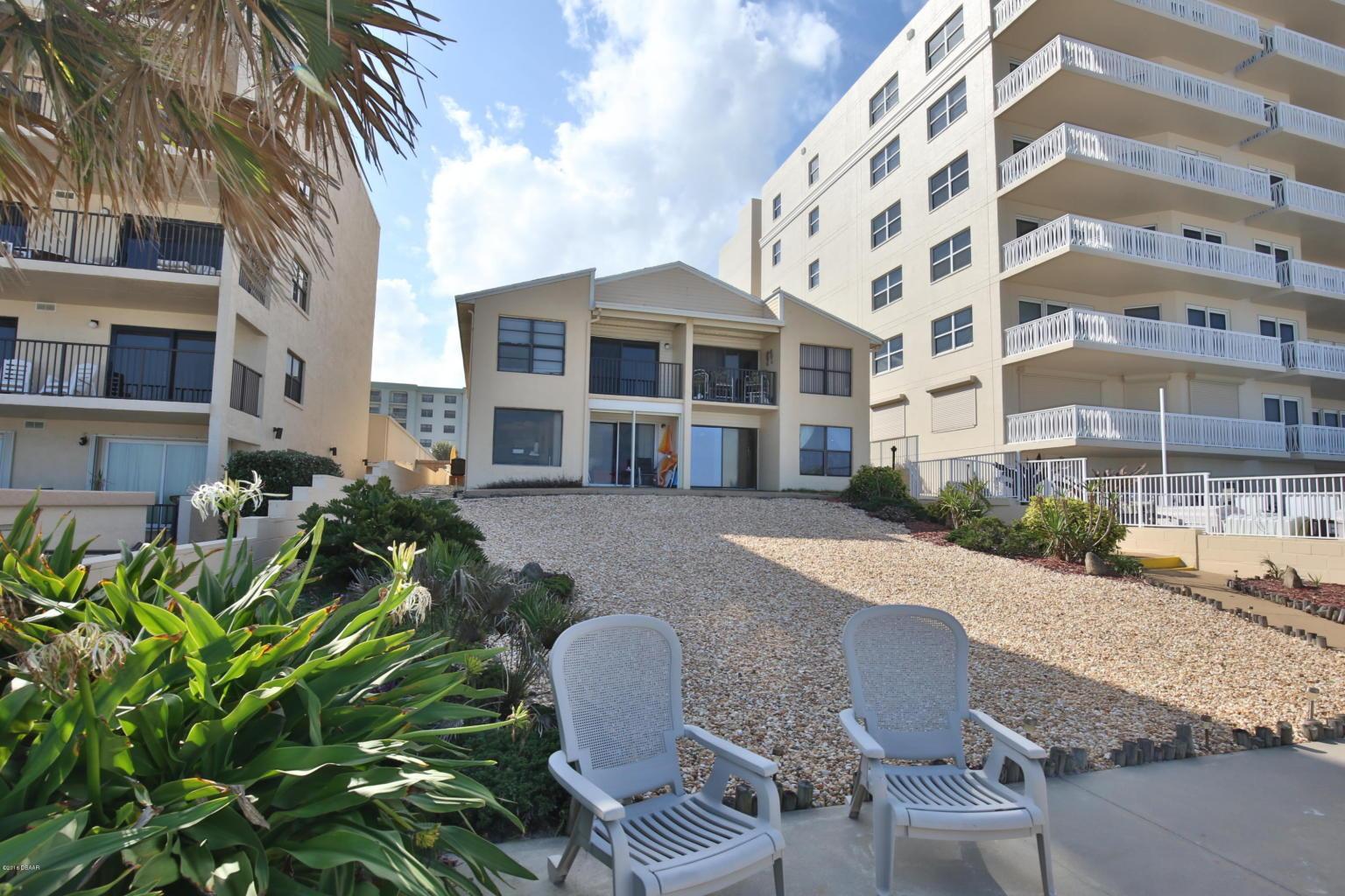 villas by the sea  ocean front condos daytona beach for sale